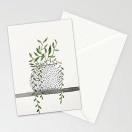 Vase 2 Stationery Cards