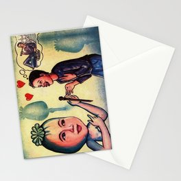 The Opium Eater Stationery Cards