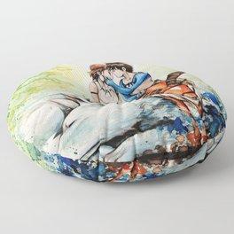 """""""Instant"""" Floor Pillow"""