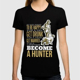 Become happy as Jaeger T-shirt