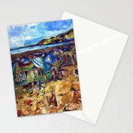 """Ogunquit Beach"" Stationery Cards"