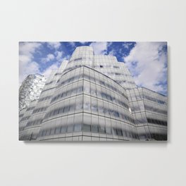 The IAC Metal Print