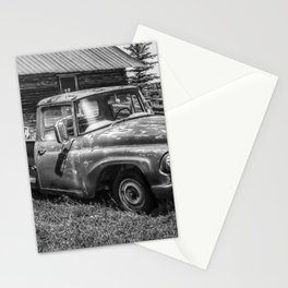 International - Black and White	 Stationery Cards