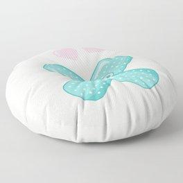 Pastel Happy Plaster Floor Pillow