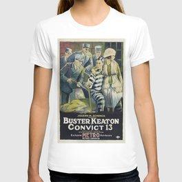 Vintage poster - Convict 13 T-shirt