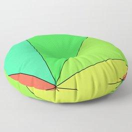 Del Real Floor Pillow