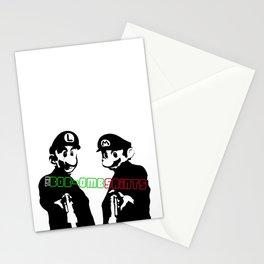 The Bob-Omb Saints Stationery Cards