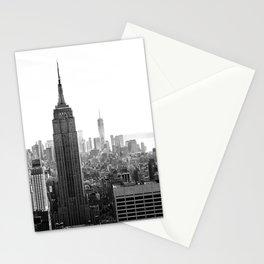 New York City B&W Stationery Cards