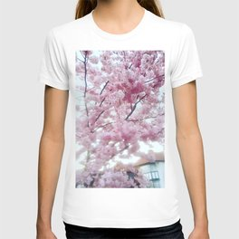 Spring on. T-shirt