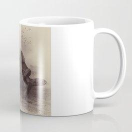 Druid Golf Sepia Coffee Mug