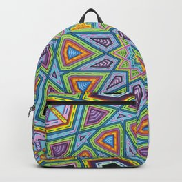 Islamic Geometry Backpack