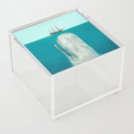 The Whale Acrylic Box