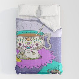Beau~Tea~Ful Comforters