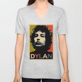 Dylan Unisex V-Neck