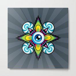 Eye Kandy Metal Print
