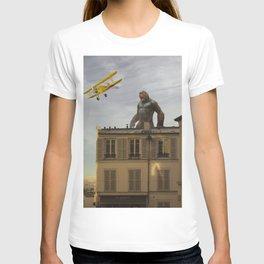 Kong in Paris T-shirt