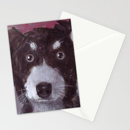 Po the Dog Stationery Cards