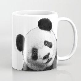 peekaboo panda Coffee Mug