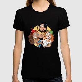 Les Nombrils - Pastille de Karine, Jenny et Vicky T-shirt