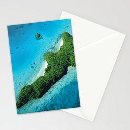 Palau Tropical Island: A Romantic, Secret Paradise Stationery Cards