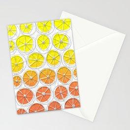 Red Lemonade Stationery Cards