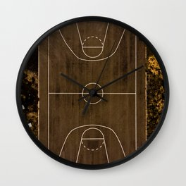 Forgotten Game Wall Clock