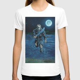 Hockey Masked Killer T-shirt