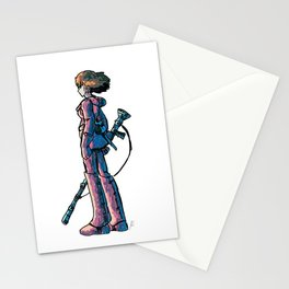 Nausicaa's Stare Stationery Cards