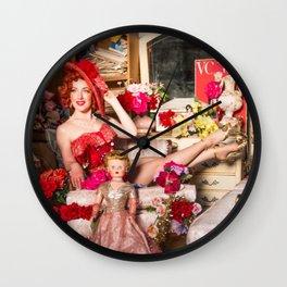 Junk Shop #4 Wall Clock