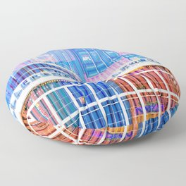 Fremantle Ports Floor Pillow