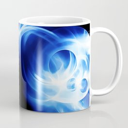 abstract fractals mirrored reacc80c82 Coffee Mug