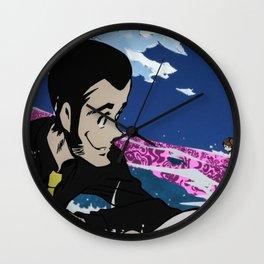 Lupin Wall Clock