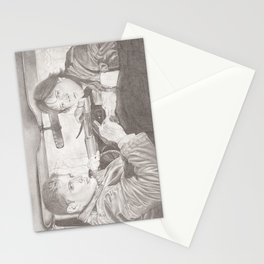 The Winchester Brothers Stationery Cards