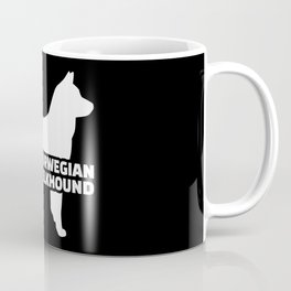 Norwegian Elkhound Coffee Mug
