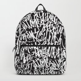Graffiti illustration 07 Backpack