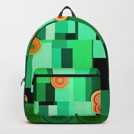 Green Morning Backpack