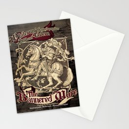 The Bannered Mare Stationery Cards