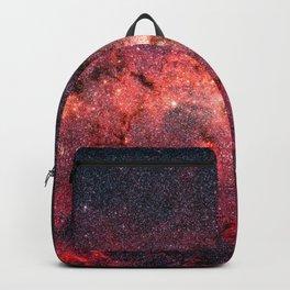 Glitter Milky Way Galaxy Backpack