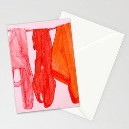 Pantyline Stationery Cards