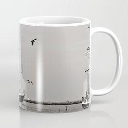Hanse SAIL - Warnemuende - Baltic Sea Coffee Mug