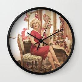 Junk Shop #3 Wall Clock
