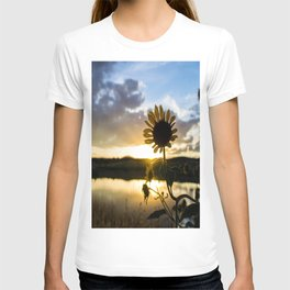 Sunflower Sunset T-shirt