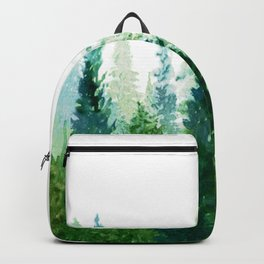 Pine Trees 2 Backpack