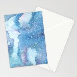 Galaxy Crop Stationery Cards
