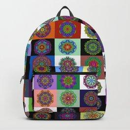 mandalas lasoffittadiste Backpack