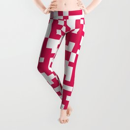 Flash code hide, Gift for emotion, sensation, love Leggings