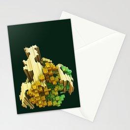 stratocaster dream fractal Stationery Cards