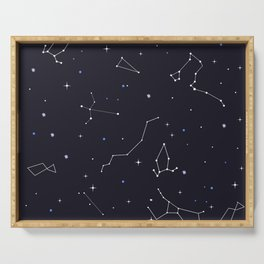 celestial Serving Tray