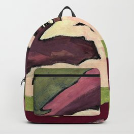Arthur Garfield Dove - Storm Clouds - Digital Remastered Edition Backpack