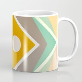 Fish -color graphic Coffee Mug